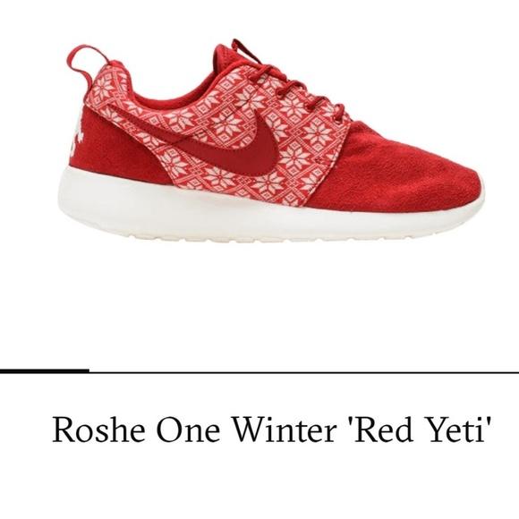 nike roshe one winter yeti